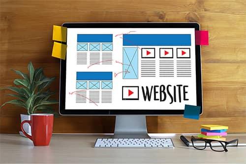 Tvorba webových stránek - Website